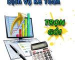 Dịch vụ kế toán trọn gói chuyên nghiệp giá rẻ
