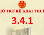 NÂNG CẤP HTKK 3.4.1